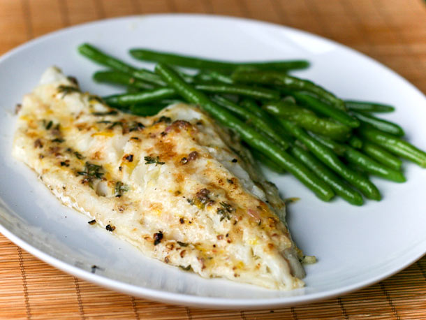 Baked cod with thyme dr mark hyman for How to bake cod fish in the oven