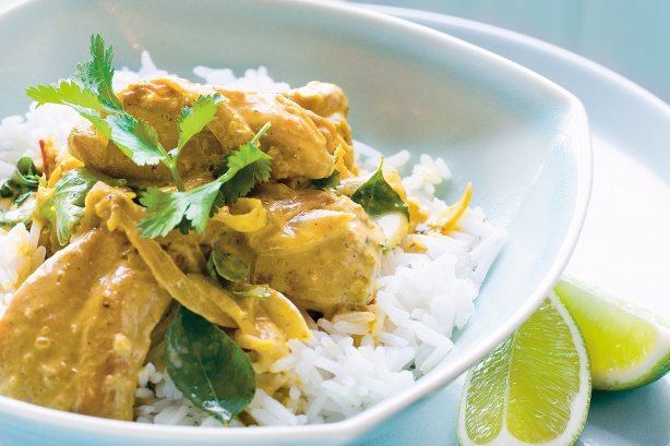Curried and Coconut Chicken Breast - Dr. Mark Hyman