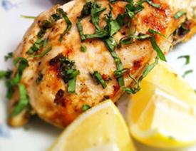 Lemon Garlic Basil Chicken - Dr. Mark Hyman