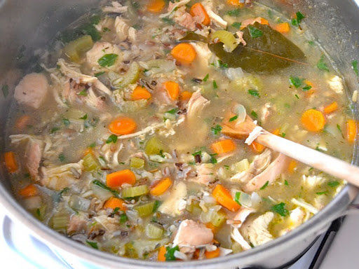 Chicken Soups Recipes Indian Chicken Vegetable Soup Recipe
