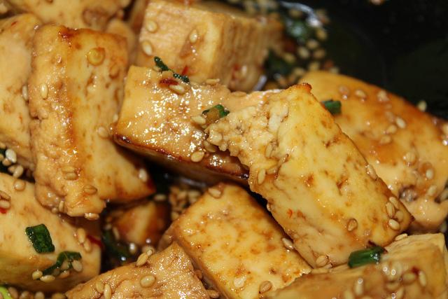 Sesame Ginger Tofu - Dr. Mark Hyman