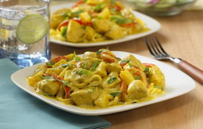 Coconut Curry Chicken and Vegetables - Dr. Mark Hyman