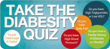 The UltraWellness Diabesity Quiz