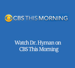Watch Dr. Mark Hyman on CBS