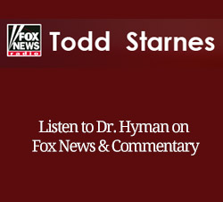 Listen Dr. Mark Hyman on Todd