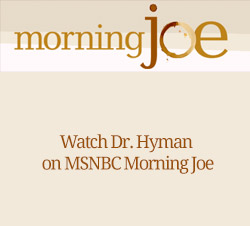 Watch Dr. Mark Hyman on Morning Joe