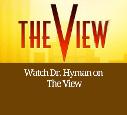 Watch Dr. Mark Hyman on The View