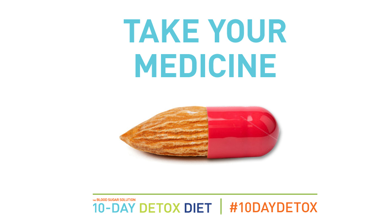 How The 10-Day Detox Diet Is Different From My Other Books