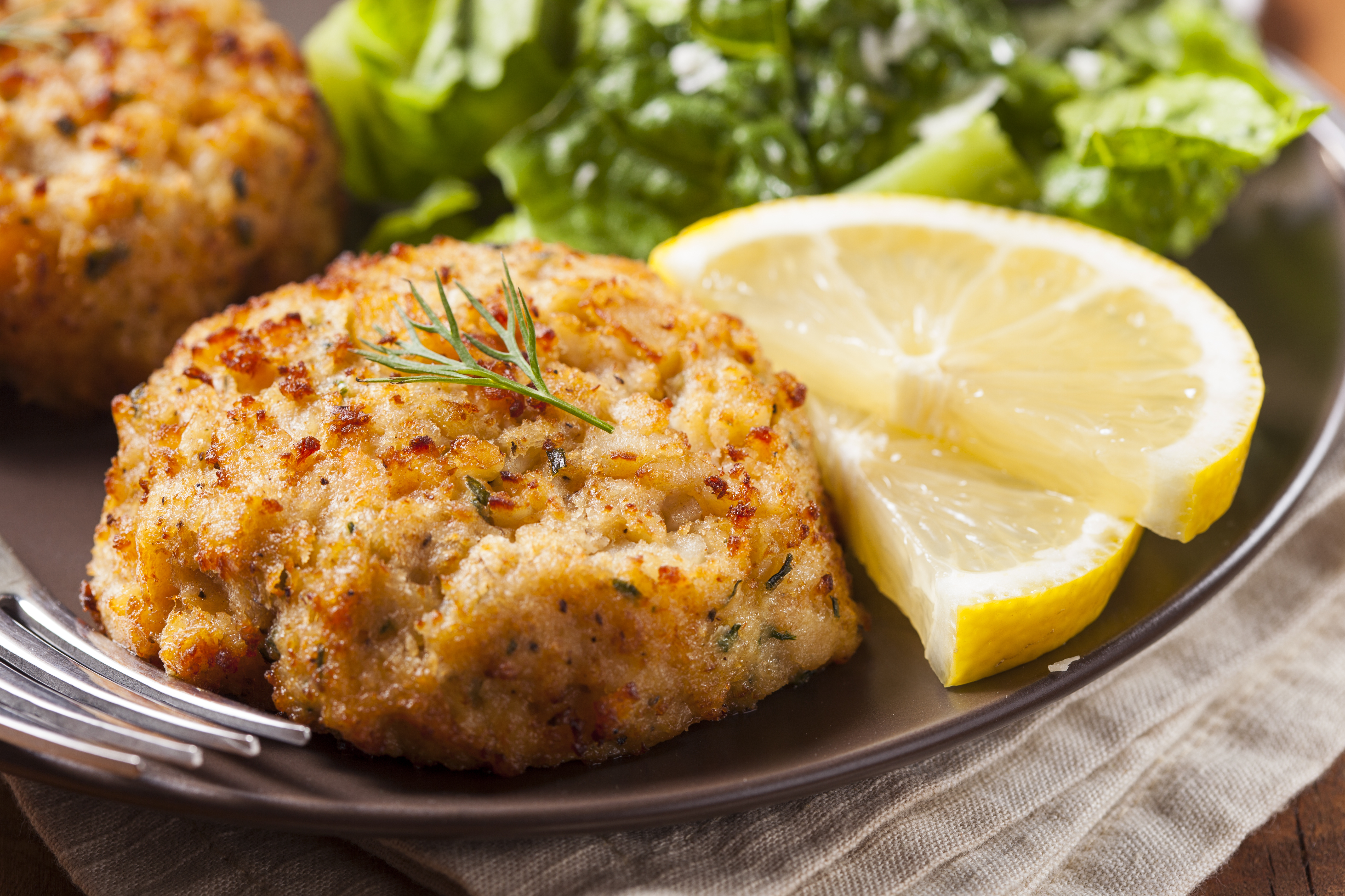 Watch Crab Cakes video