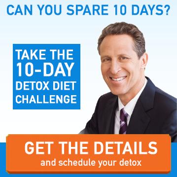 10 Day Detox Challenge