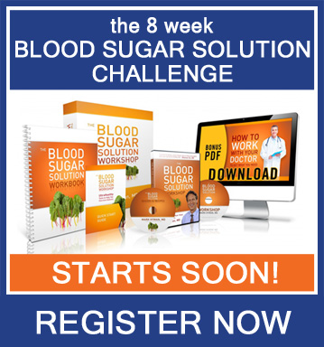 The 8-Week Blood Sugar Solution Challenge Starts Soon! Register Now