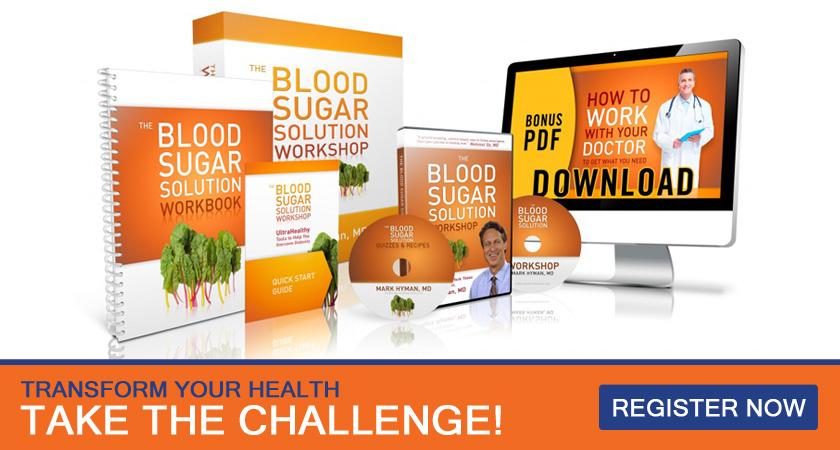 Take the 8-Week Blood Sugar Solution Challenge