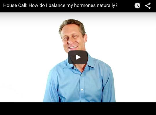 How Do I Naturally Balance Female Sex Hormones Dr Mark Hyman