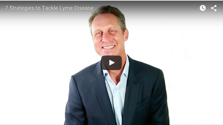7 Strategies to Tackle Lyme Disease - Dr  Mark Hyman