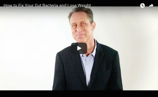 How to Fix Your Gut Bacteria and Lose Weight - Dr. Mark Hyman