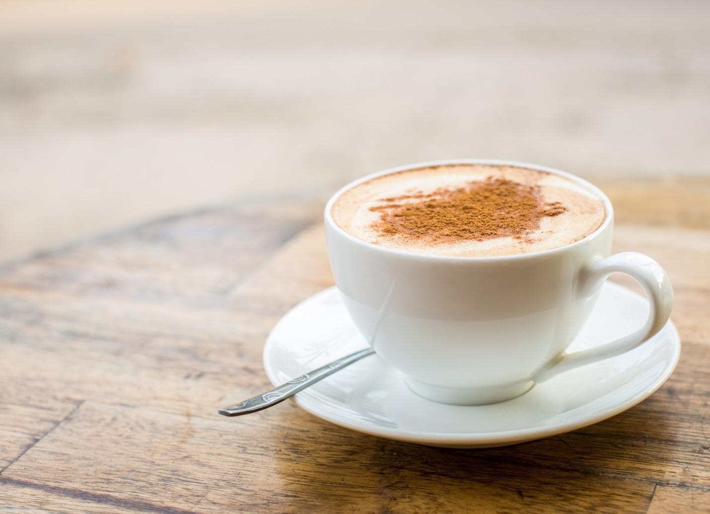 Non Coffee Vanilla Latte Dr Mark Hyman