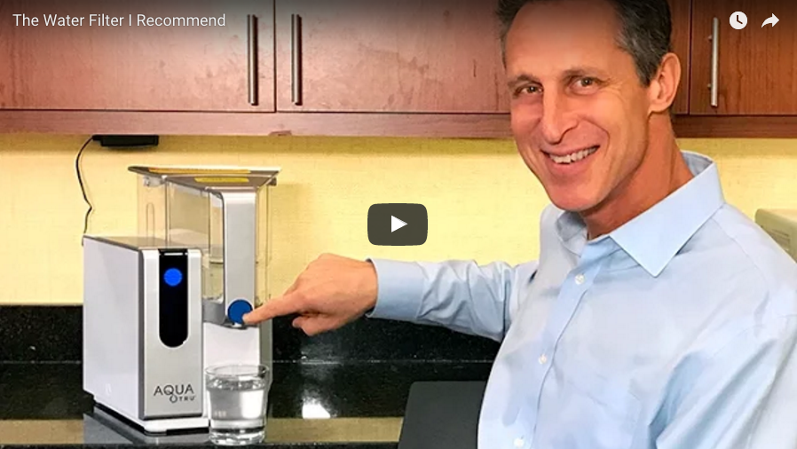 the water filter i recommend - dr. mark hyman