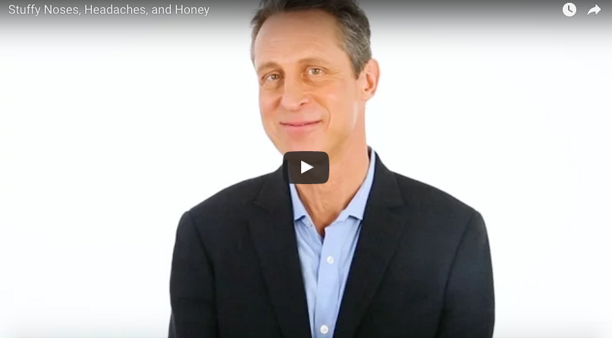 stuffy nose headaches and honey dr mark hyman. Black Bedroom Furniture Sets. Home Design Ideas
